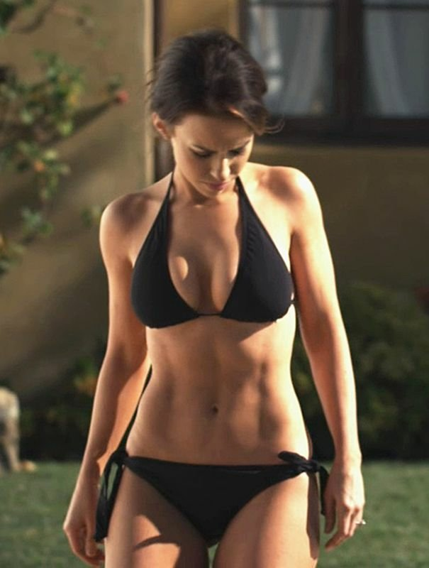 Hot lacey chabert The Real